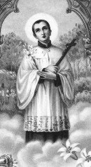 St Aloysius Gonzaga And His Beautiful Prayer To Our Lady