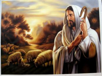 Good Shepherd Sunday (and instructing the ignorant): A homily for