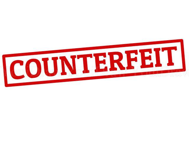 Image result for counterfeit