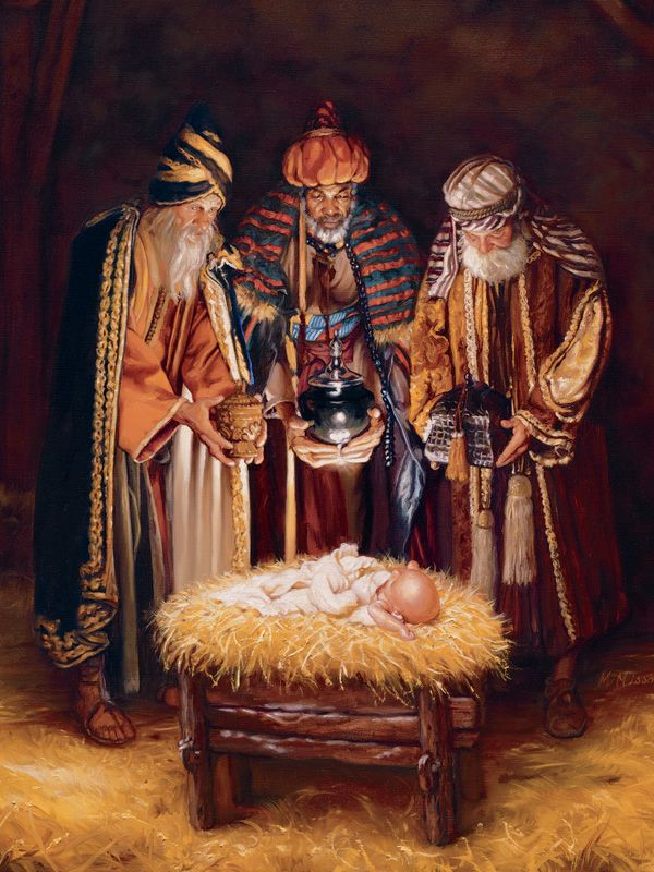 Their Three Gifts  Our Three Gifts  A Homily For The